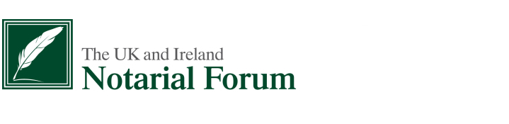 The United Kingdom and Ireland Notarial Forum
